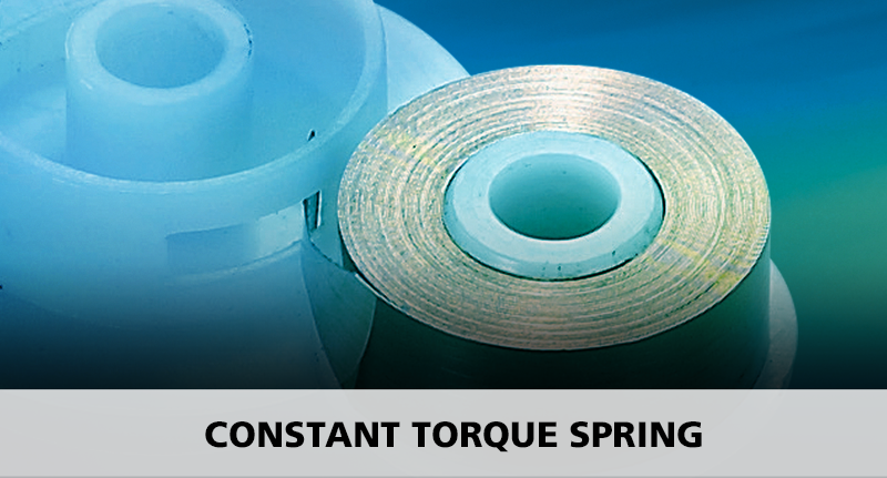 Constant Force Spring   Ming Tai Industrial Co